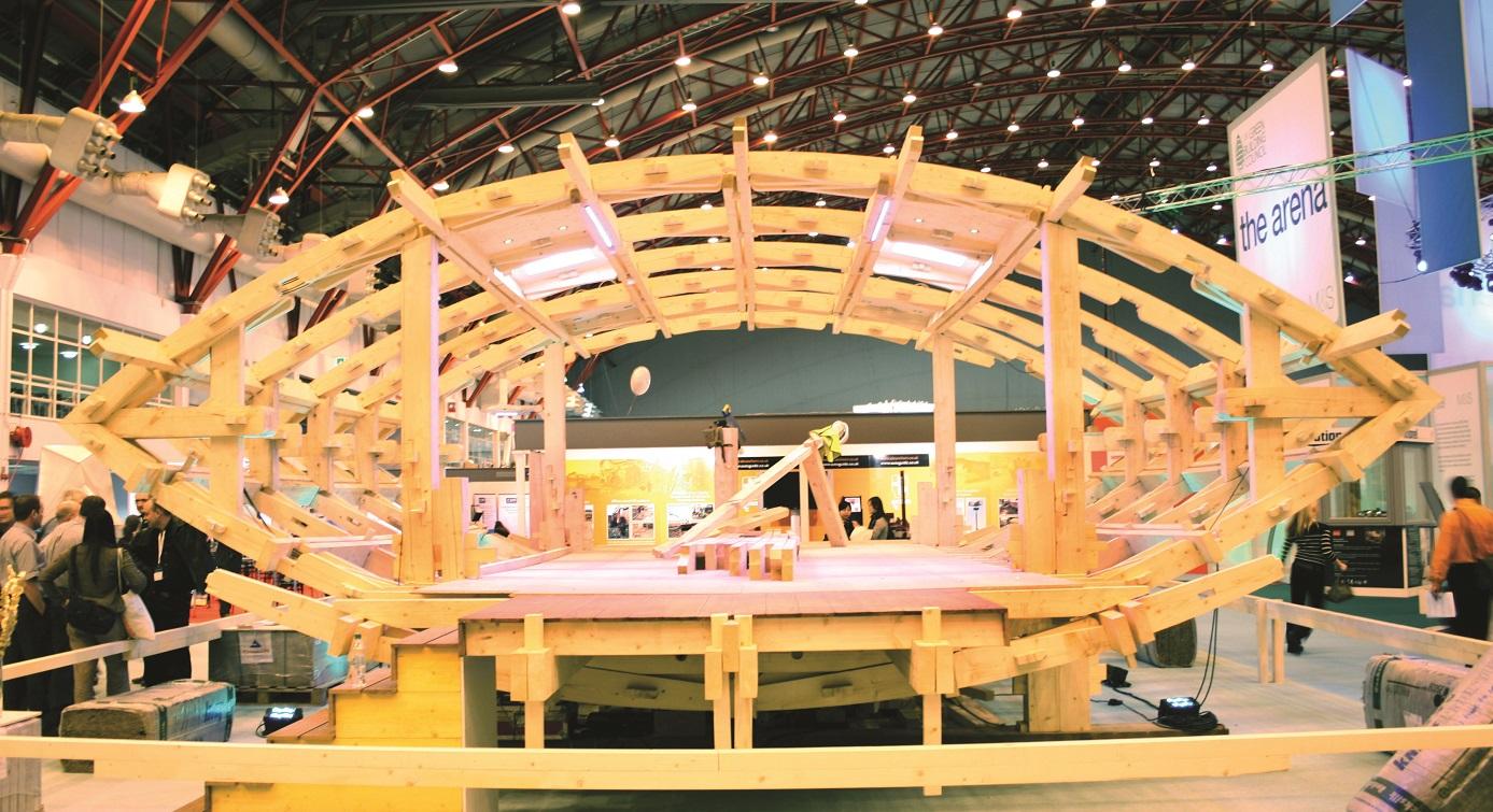Landark | Self Build Cabin | Eco Build