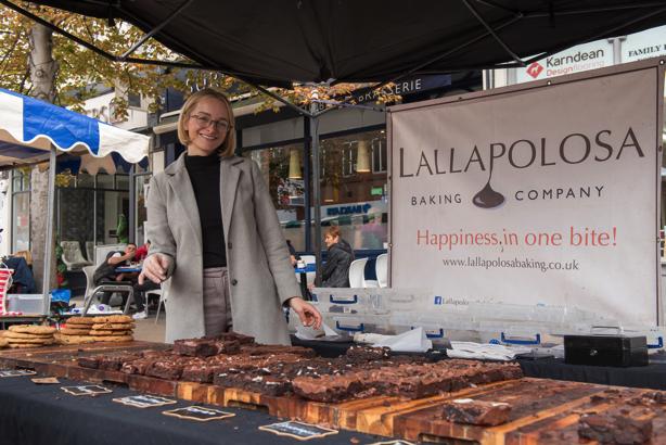 Market Stalls Lallapolosa