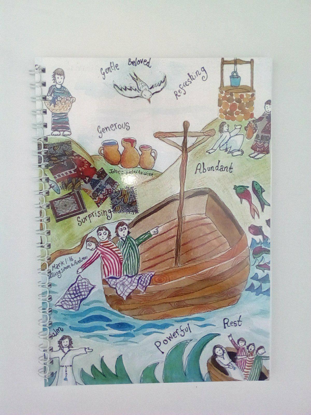 'Sea of Galilee' Notebook