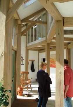 Eco house frame & interior | Eco Design & Materials