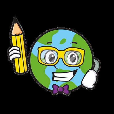 DJ Musica logo with pencil