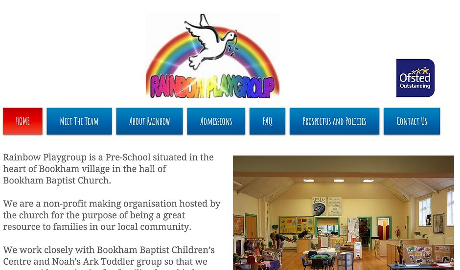 Rainbow Playgroup