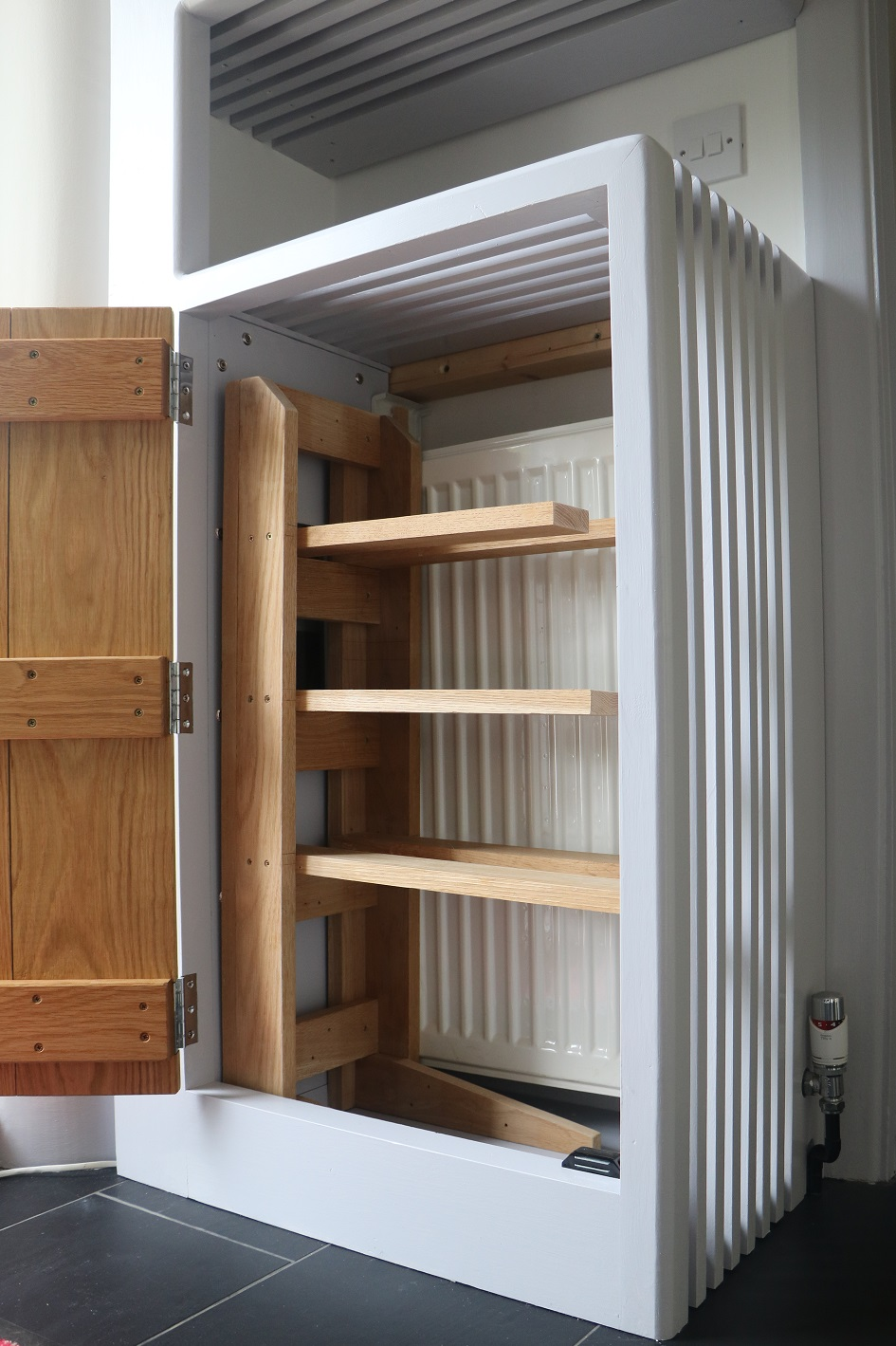 Design | Cabinet in the Entrance Hall