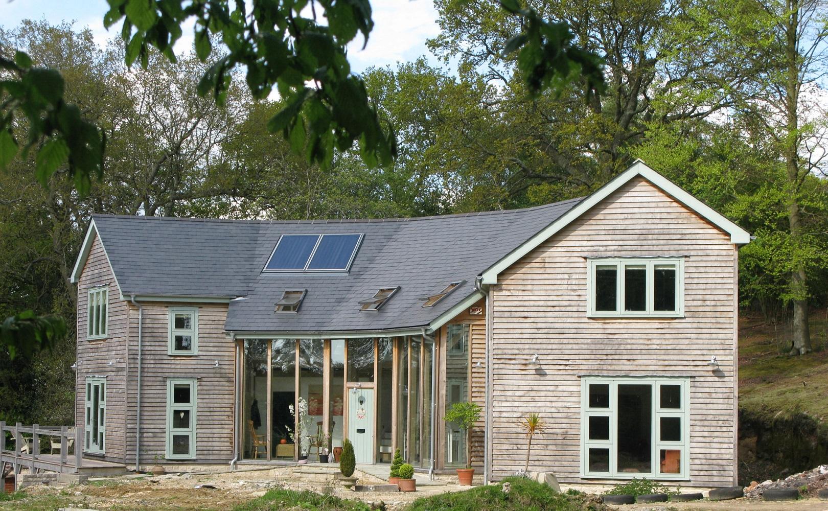 Hampshire Eco House
