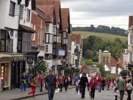 Guildford is named as the UK's inheritance tax 'capital'