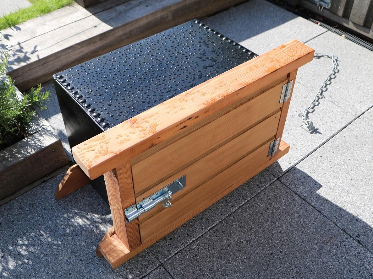 Building Garden Furniture