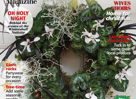 Magazine Covers Feature The Little Hanging Garden Living Wreaths