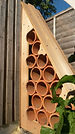 Recycled materials - bug hotel