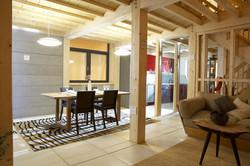 RuralZed | Housing Kit | Eco Build Interior