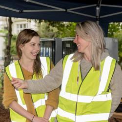 Marshall Volunteers - thank you!!!!