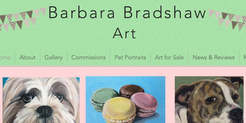 Barbara Bradshaw Art