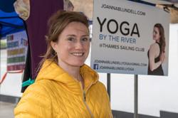 Market Stalls Yoga