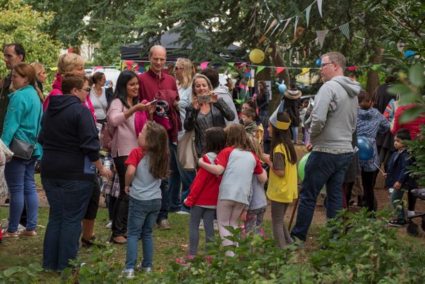 Surbiton Festival 2019 Claremont Gardens