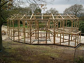 Hampshire Eco House Structure