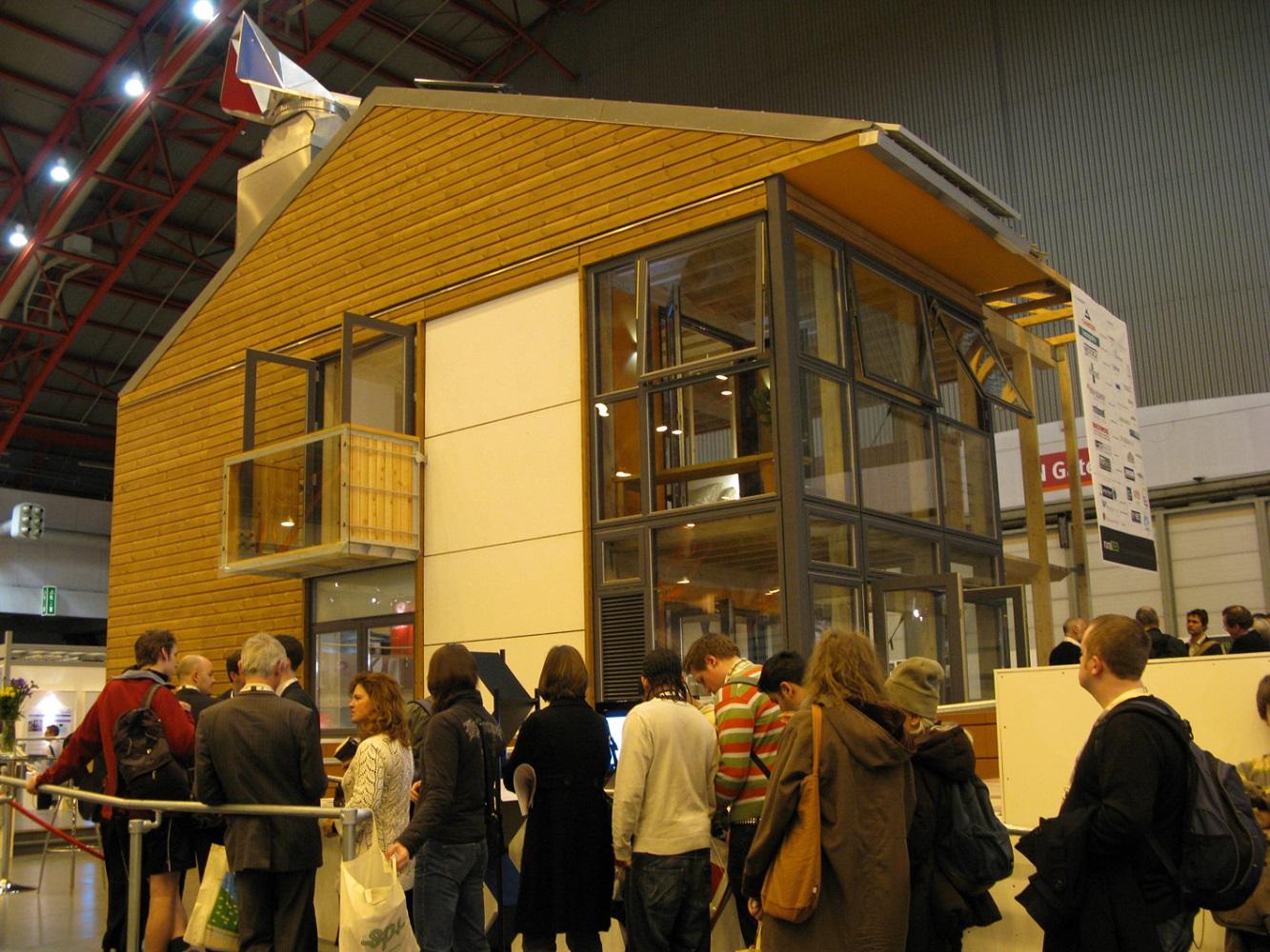 Ruralzed at Ecobuild 2008