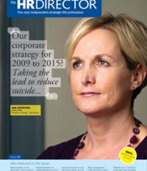 Interview with HR Director Magazine