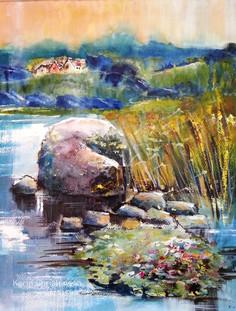 Norwegian Lakeside