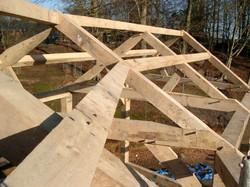 Hampshire Eco House | Natural Materials