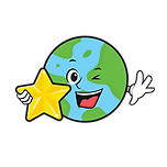 DJ Musica logo with reward star