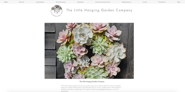 The Little Hanging Garden Company