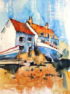 Pin Mill Cottages