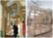 Eco House Frame & Interior