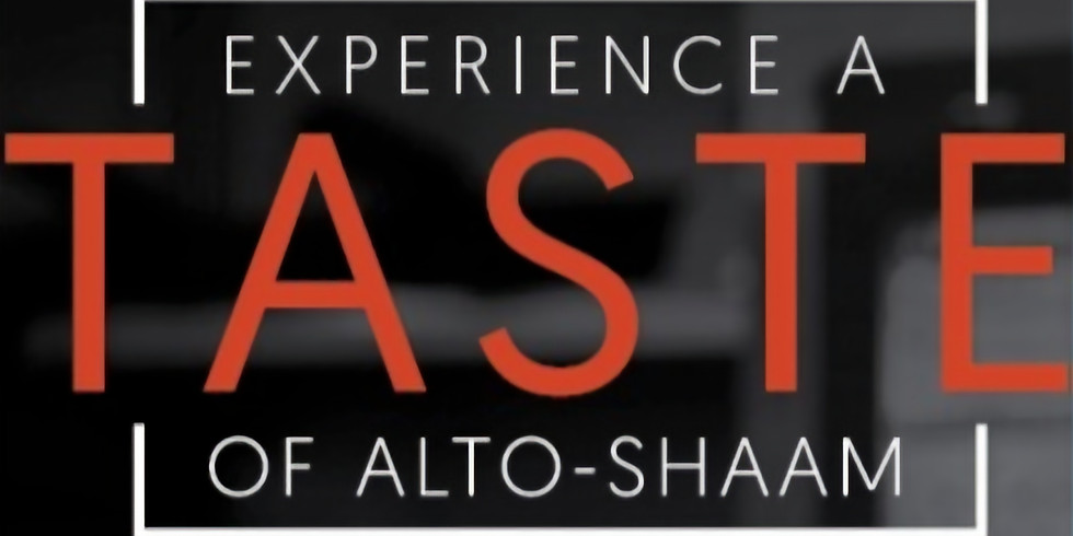 Virtual Taste of Alto-Shaam (June)