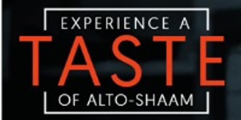 Taste of Alto-Shaam: Virtual (in-person is full)