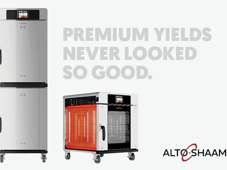 New Cook & Hold and Smoker Ovens Now Available From Alto-Shaam