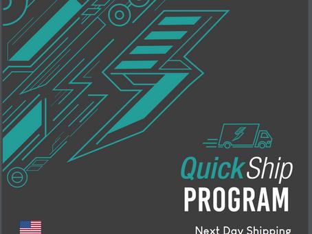Krowne Launches Quick Ship Program