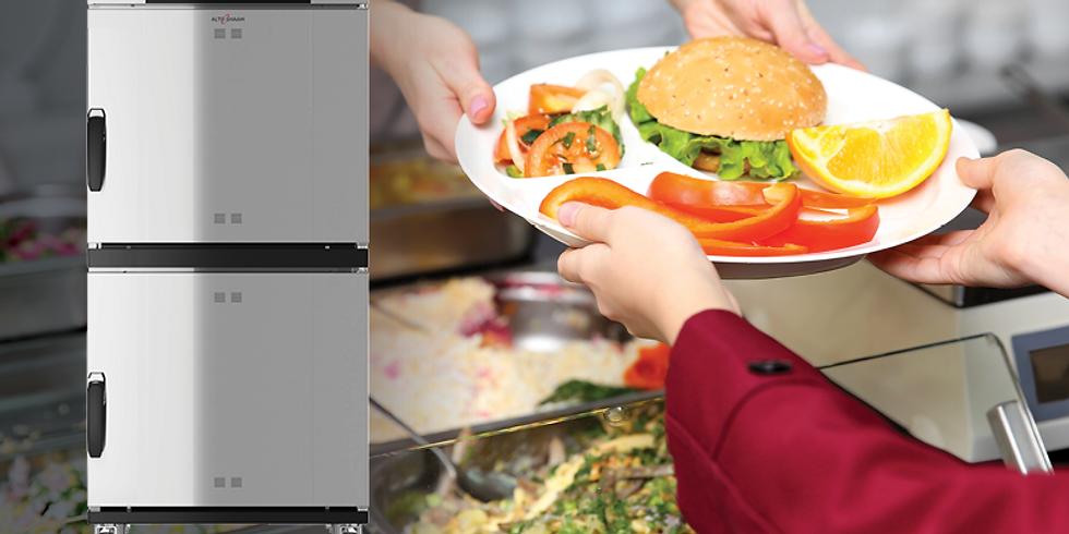 K-12 & University Foodservice Taste of Alto-Shaam