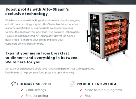 C-Store Trends: Alto-Shaam Convenience Store Solutions