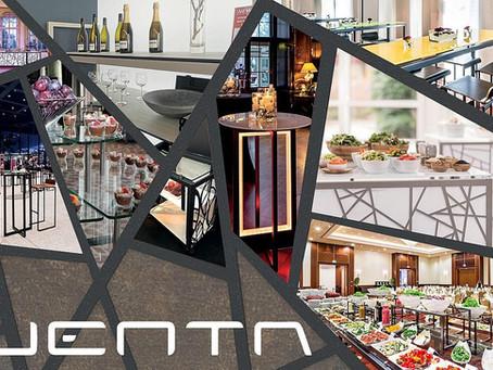 BauscherHepp Launches NEW Buffet Furniture Line VENTA by Buchin Design
