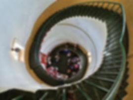 Happisburgh lighthouse staircase.jpg
