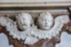 Holt-cherubs Sir Edward Newdigate memori