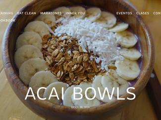 I Love Açaí Bowls