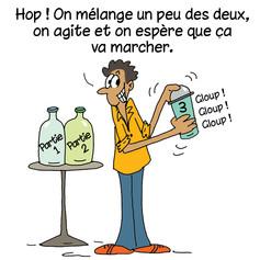 Ado garçon et coktail magique dissertation