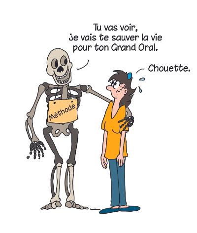 Méthode squelette et ado fille