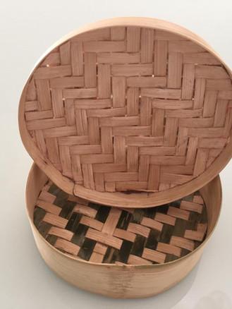 Embalagem de Bambu.