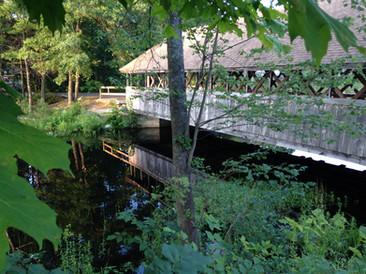 Bull Run Covered Bridge Photo Gallery