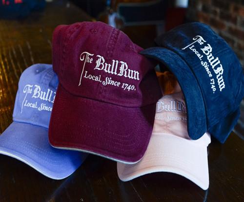 Bull Run Baseball Caps