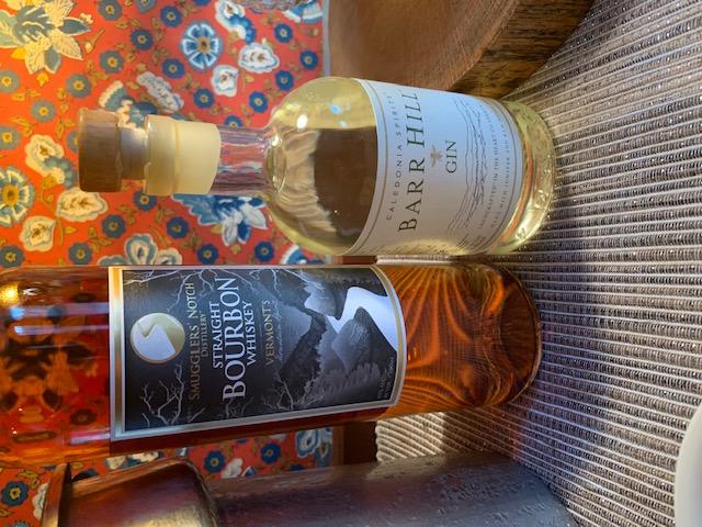 Bourbon & Gin from VT