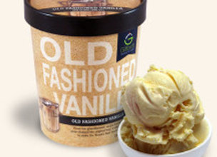 Gifford's Old-Fashioned Vanilla Ice Cream (Pint)