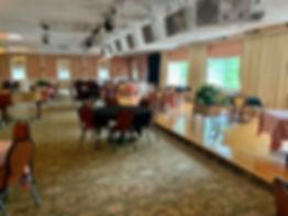 Sawtelle Room social distance dining Jun