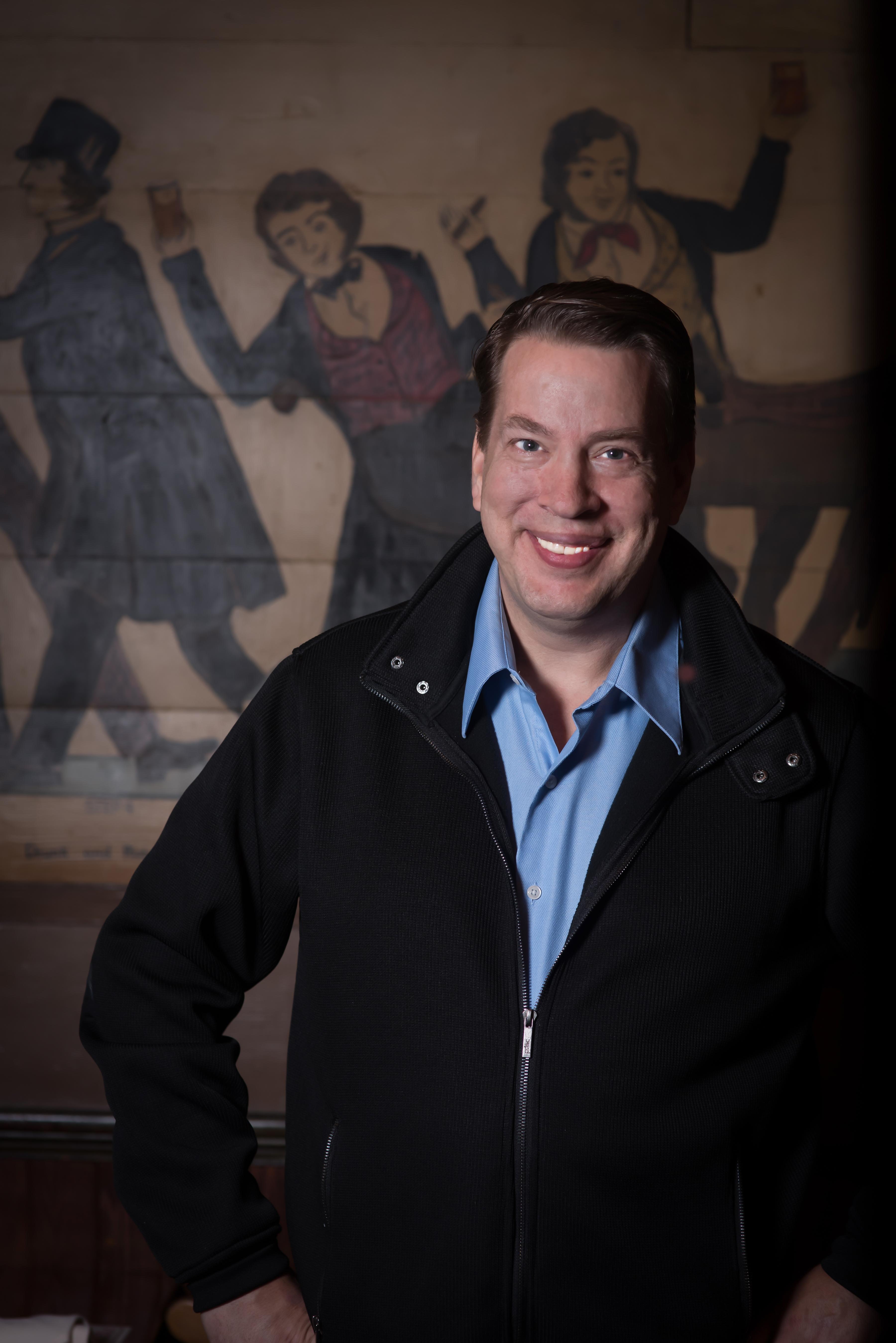 Executive Chef Stephen Barck
