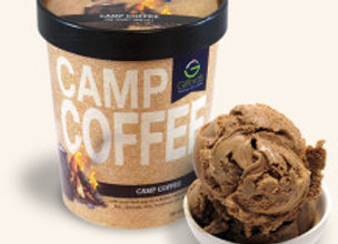 Gifford's Camp Coffee Ice Cream (pint)