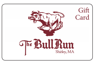 Bull Run Gift Cards