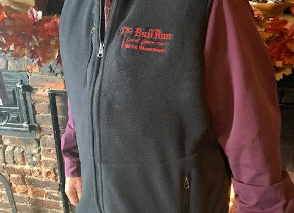 Bull Run Men's Fleece Vest