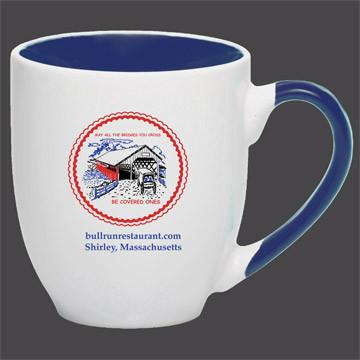 White Coffee Mug Large