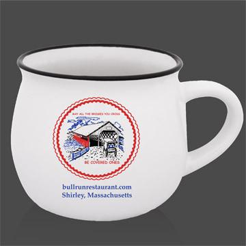 White Coffee Mug small